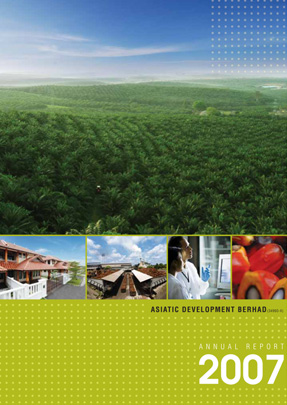 annual report analysis for genting plantation Th plantations berhad, the plantation arm of lembaga tabung haji latest annual report click the button below to download our annual report daily cpo prices.