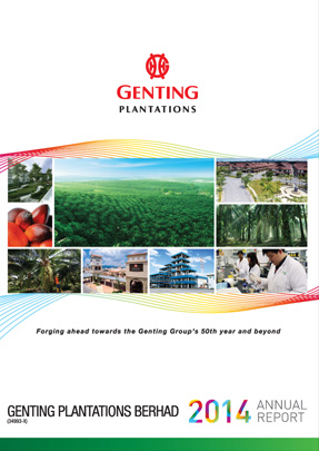 annual report analysis for genting plantation Genp (2291): genting plantations bhd - annual report  annual audited  account, annual report view  analyze this stock with mq trader system.